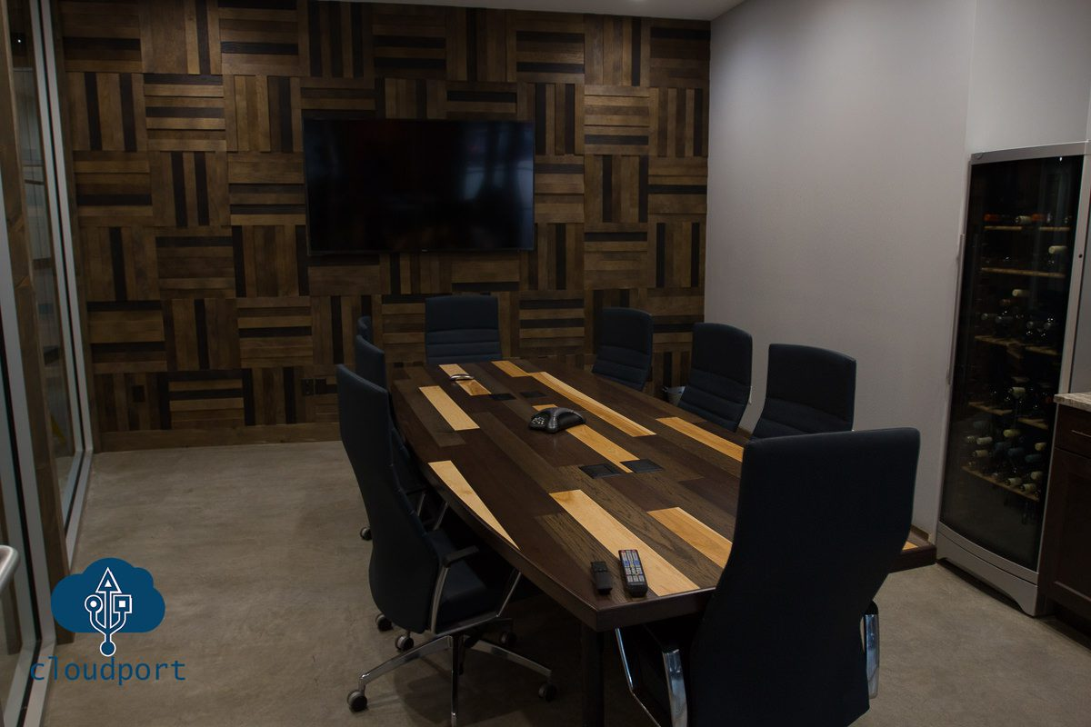 <b>The Executive Board Room</b>